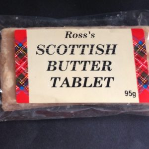 Bars of Fudge & Scottish Tablet