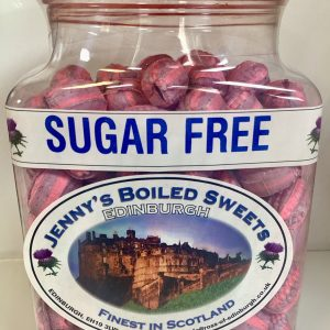 Sugar Free Blackcurrant & Licorice
